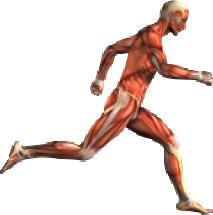 image: running figure